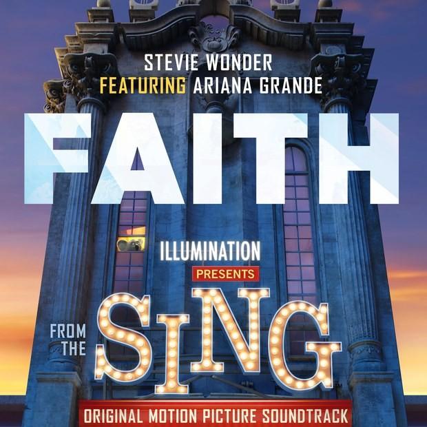 Stevie Wonder / Faith (feat. Ariana Grande) [From
