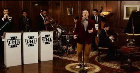 Postmodern Jukebox / Mr. Brightside - 1940s Frank Sinatra Style The Killers Cover ft. Blake Lewis
