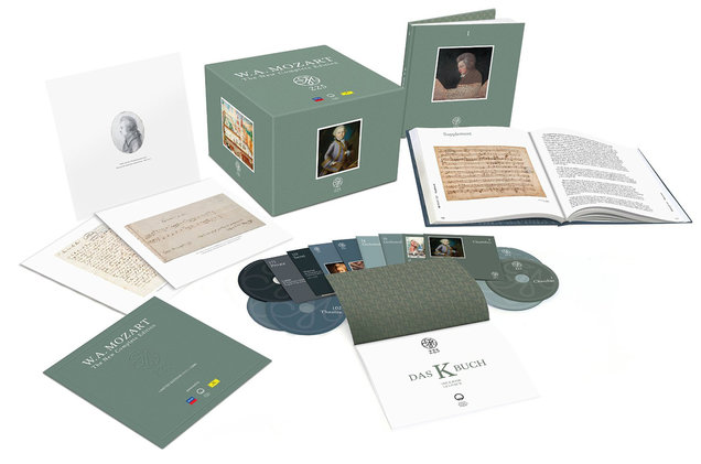 Mozart: 225 The New Complete Edition