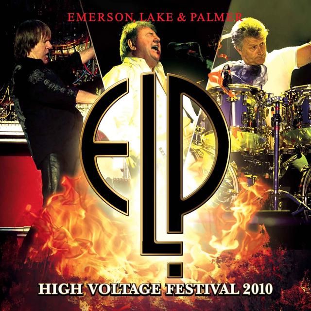 Emerson, Lake & Palmer - High Voltage Festival 2010