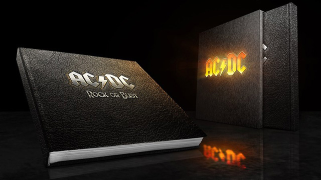 AC/DC / The Rock or Bust Tour Book 2015