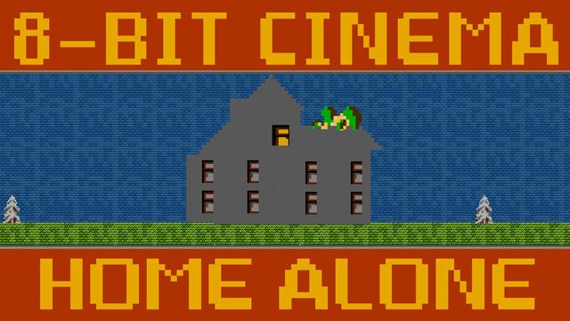Home Alone - 8 Bit Cinema - CineFix