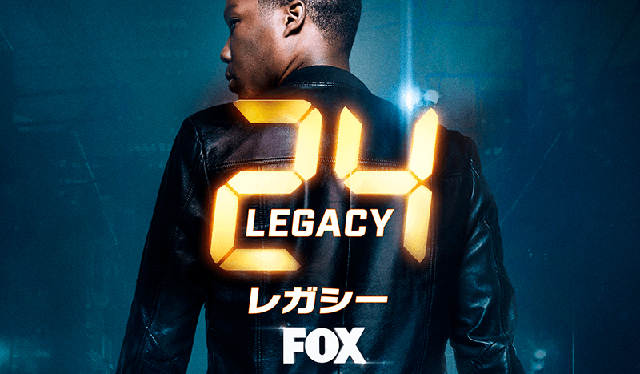 24: Legacy (c) 2017 Fox and its related entities.All rights reserved.