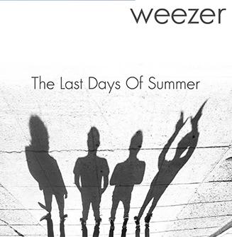 ウィーザーの未発表曲 the last days of summer がネットに amass