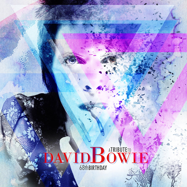 - 68th Birth, A Tribute To David Bowie