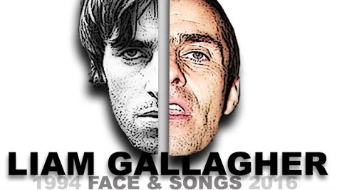 LIAM GALLAGHER: Great Aging Video-Chronology - Angel Nene