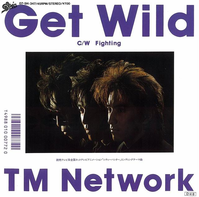 TM NETWORK / Get Wild [EP]