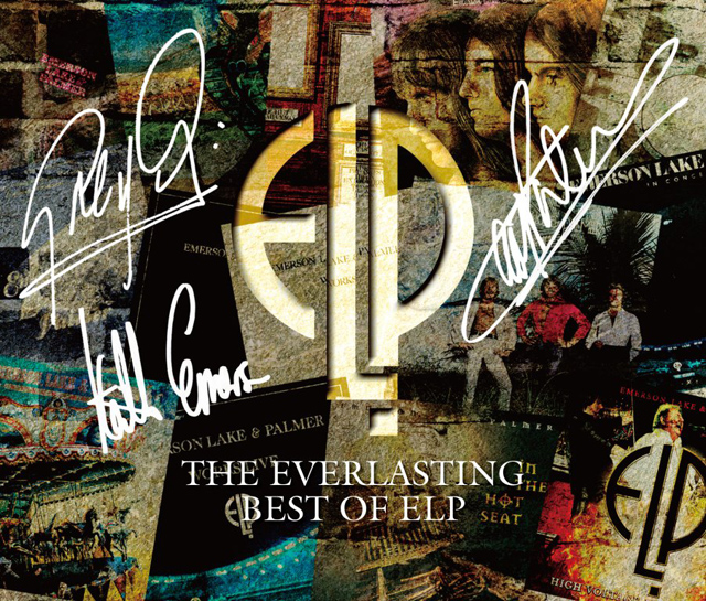 Emerson, Lake And Palmer / THE EVERLASTING - BEST OF ELP