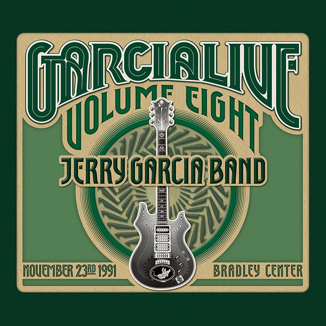 Jerry Garcia Band / GarciaLive Volume 8: 11/23/91 - Bradley Center
