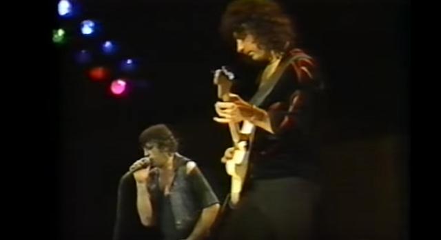 Objavljen arhivski snimak izvođenja 'Smoke on the Water' Deep Purple-a