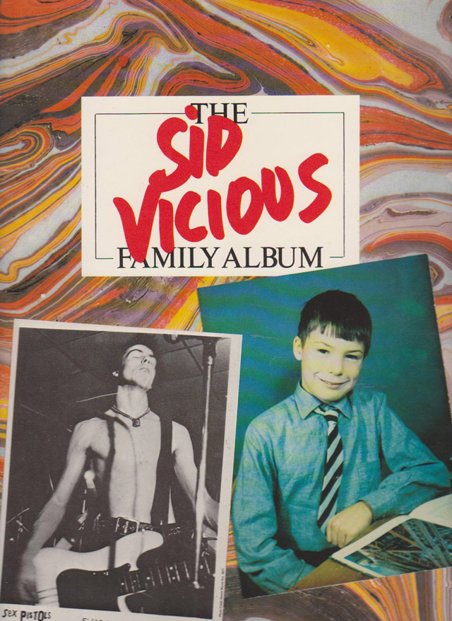 The Sid Vicious family album