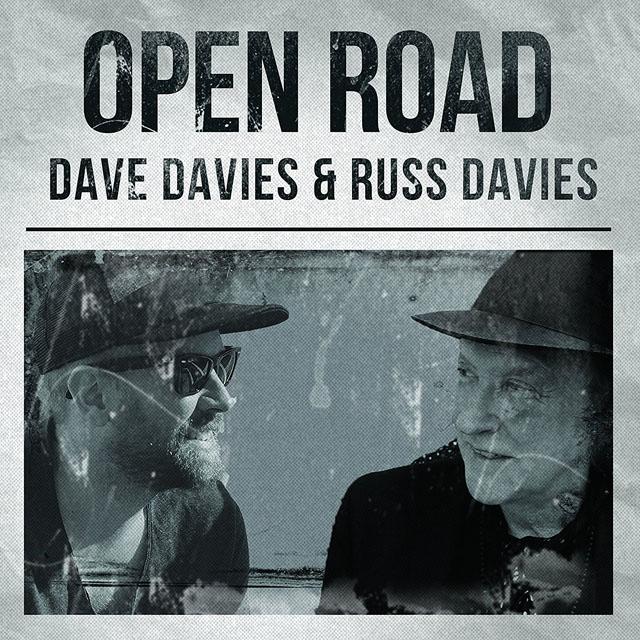 Dave Davies & Russ Davies / Open Road