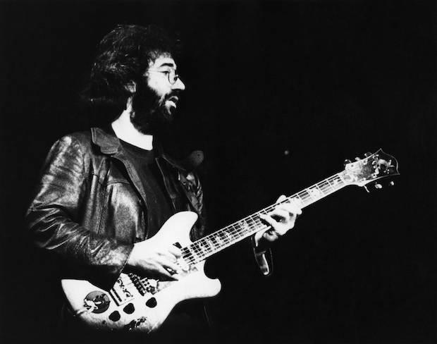 Jerry Garcia - Photo by Mick Gold/Redferns