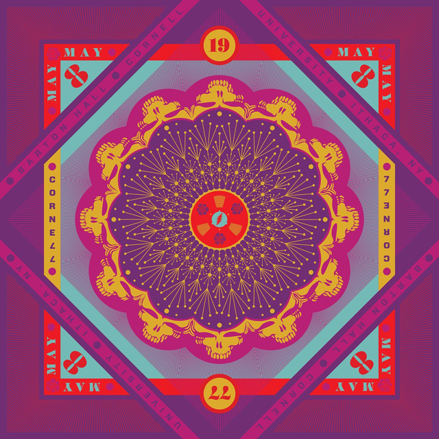 Grateful Dead / Cornell 5/8/77 [5LP]