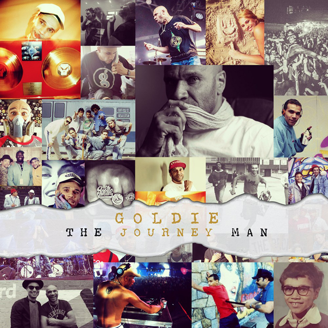 Goldie / The Journey Man