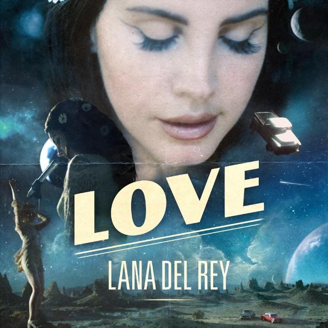 Lana Del Rey / Love - Single