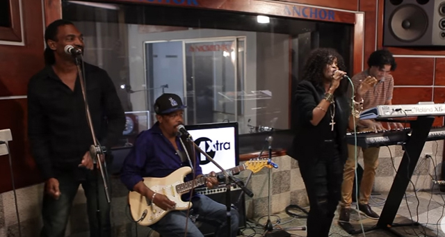 Sly & Robbie + The Taxi Gang Band featuring Cherine Anderson