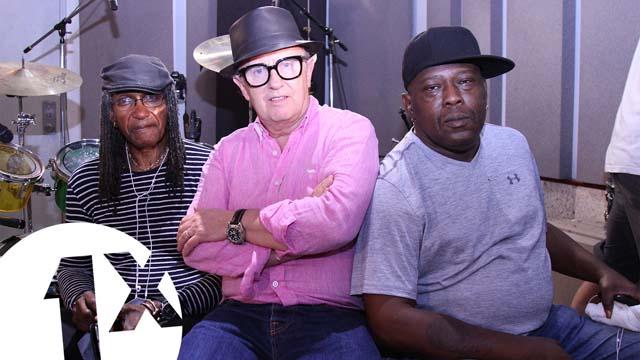 Sly & Robbie,  David Rodigan