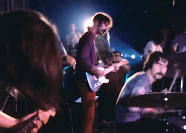 Pink Floyd & Frank Zappa
