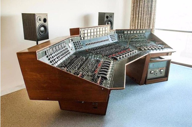 The Abbey Road Studios EMI TG12345 MK IV