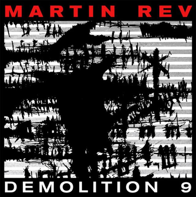スーサイドのマーティン・レヴが8年ぶりの新アルバム『Demolition 9』を5月発売、2曲試聴可
