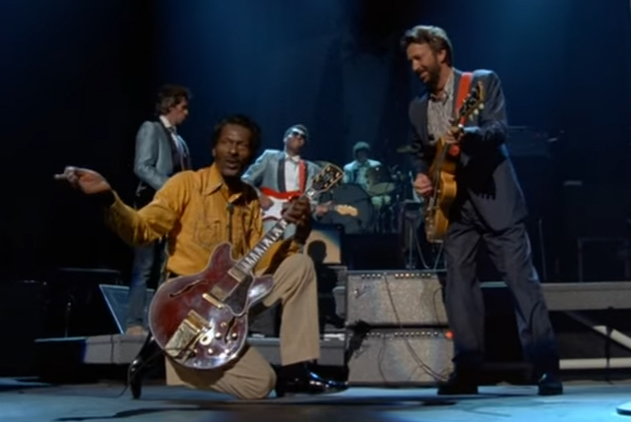 Chuck Berry Feat. Eric Clapton