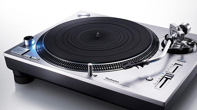 テクニクスの新レコードプレーヤー「SL-1200GR」 発売日決定 - amass