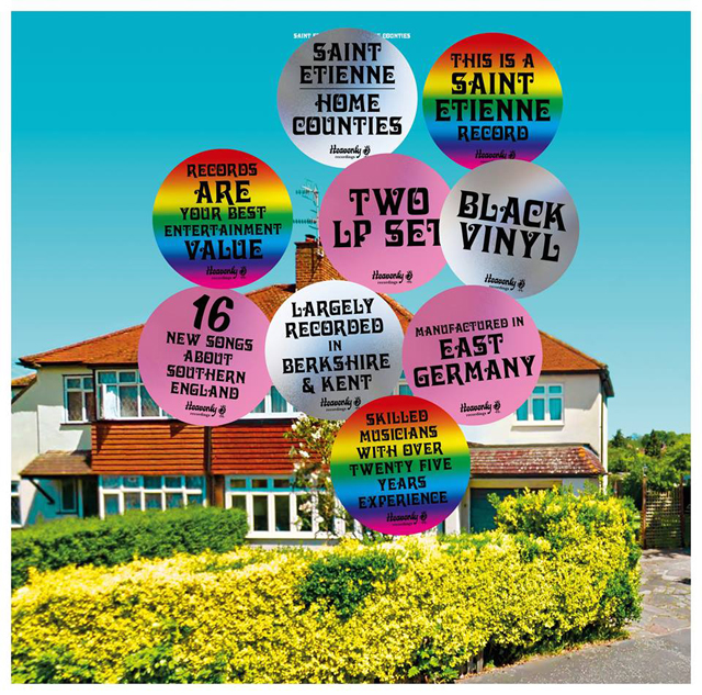 Saint Etienne / Home Counties