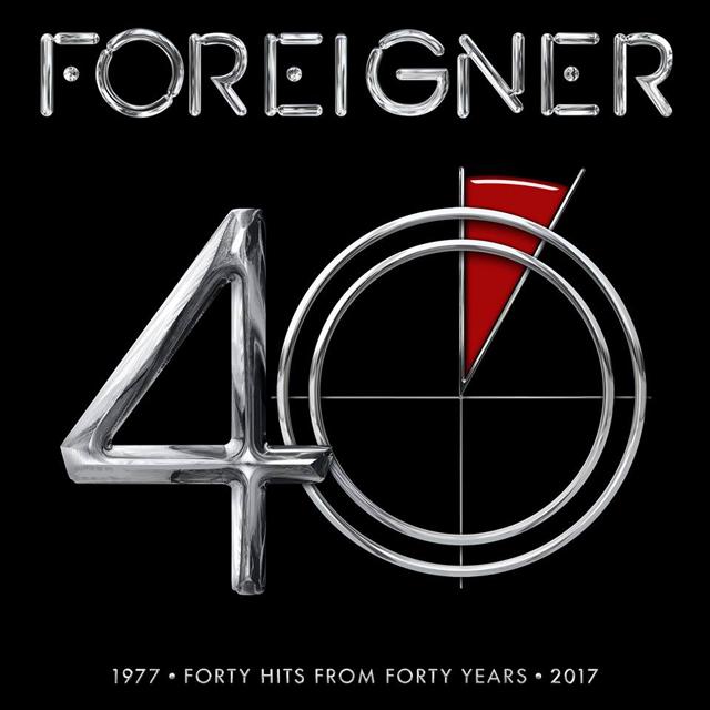 Foreigner / 40