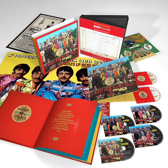 The Beatles / Sgt. Pepper's Lonely Hearts Club Band [Super Deluxe Boxset]