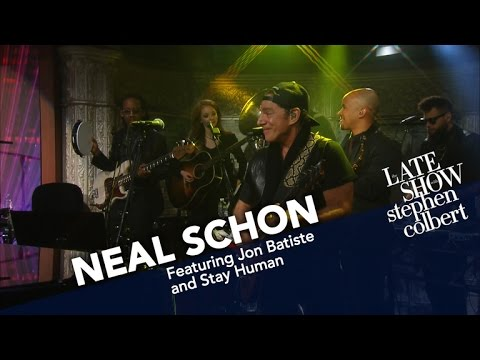 Neal Schon With Jon Batiste etc