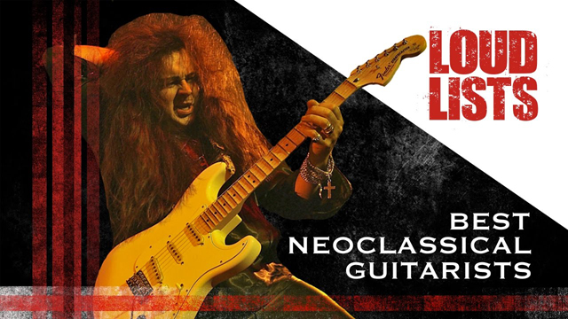 10 Greatest Neoclassical Guitarists - Loudwire
