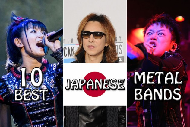 10 Best Japanese Metal Bands - Loudwire