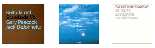 TOWER RECORDS presents ECM SA-CD HYBRID SELECTION 第 2 弾ラインナップ