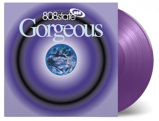 808ステイト『Gorgeous』が180g重量盤LP再発