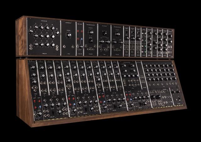 The Moog Synthesizer IIIc