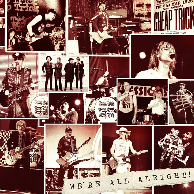 Cheap Trick / We're All Alright!
