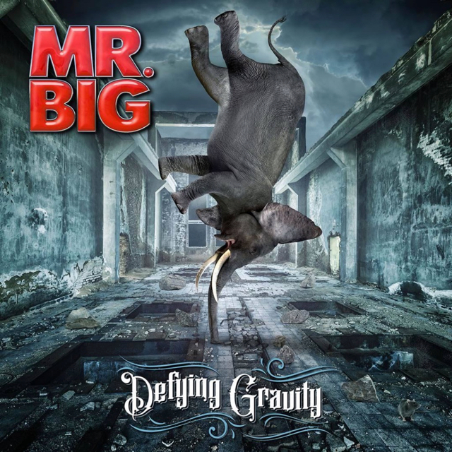 MR.BIG / Defying Gravity