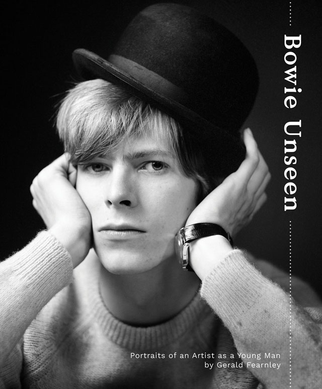 Bowie Unseen - Portraits of an Artist as a Young Man by Gerald Fearnley