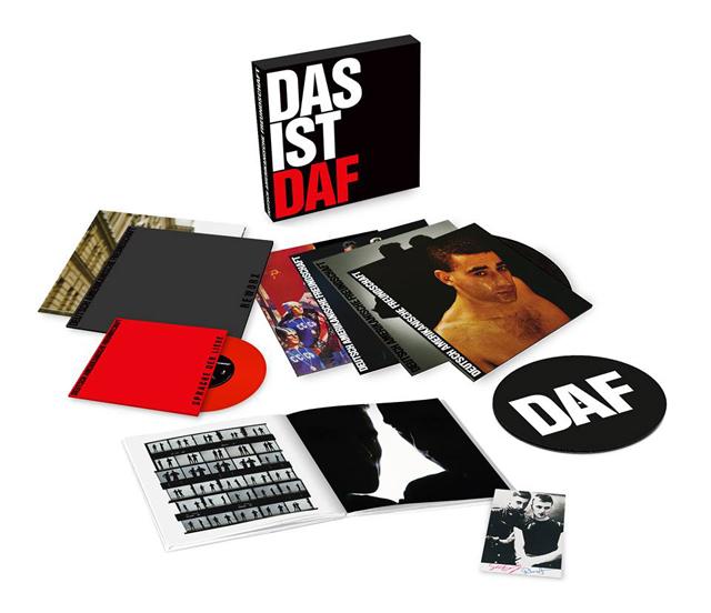 DAF / DAS IST DAF