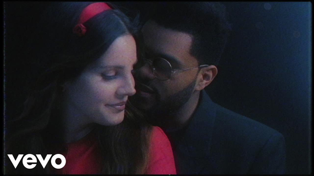 Lana Del Rey and The Weeknd