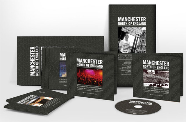 VA / Manchester North Of England: A Story Of Independent Music Greater Manchester 1977-1993