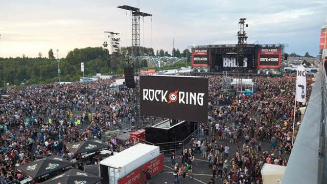 独フェス<Rock am Ring> 「テ...