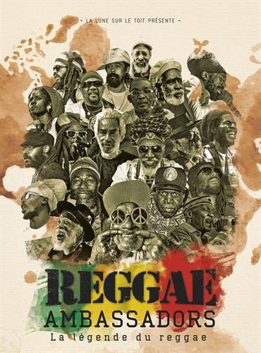 Reggae Ambassadors : La légende du reggae [洋書]