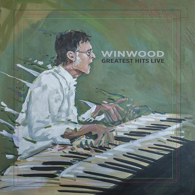スティーヴ・ウィンウッドがライヴ・アルバム『Winwood - Greatest Hits Live』を9月発売、1曲試聴可