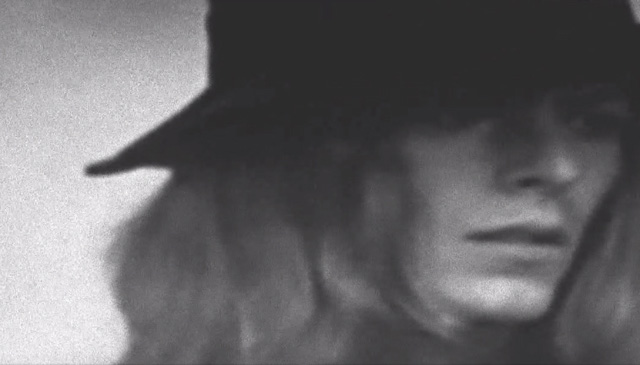 David Bowie at Andy Warhol's Factory (1971)