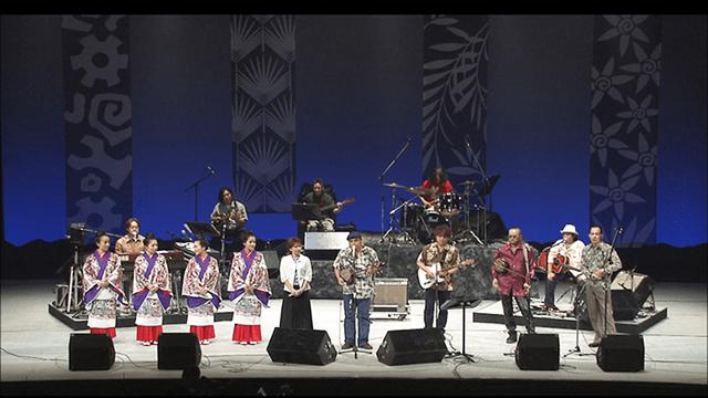NHK『プレミアムカフェ選 美ら島賛歌 あたらしい沖縄のうたを訪ねて』 (c)NHK