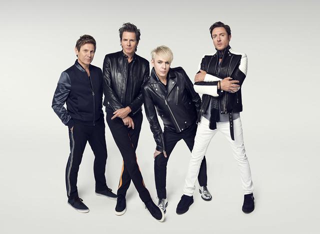 Duran Duran - Photo by Stephanie Pistel