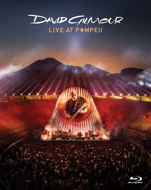 David Gilmour / Live At Ponpeii