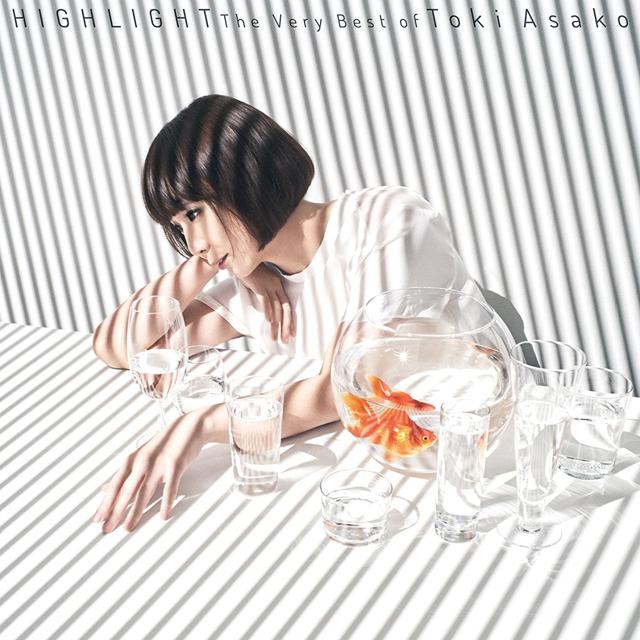 土岐麻子 / HIGHLIGHT - The Very Best of Toki Asako -